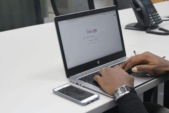 Recherche Google Traduction