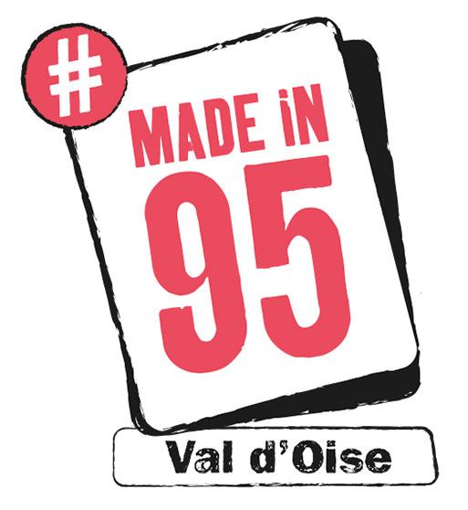 Logo du label des entreprises Made In 95
